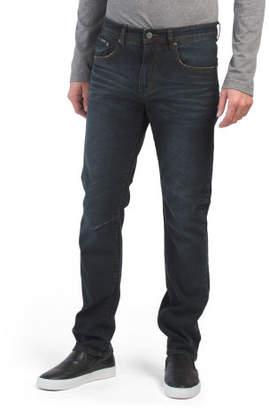 Slim Comfort Stretch Denim Jeans