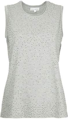 Robert Rodriguez studded tank top