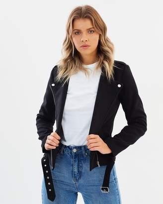 Atmos & Here ICONIC EXCLUSIVE - Bianca Biker Jacket