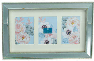 4x6 Collage Matted Wall Frame