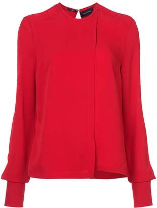 Yigal Azrouel Georgette blouse