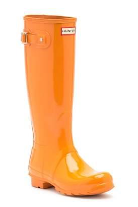 Hunter Tall Glossy Boot