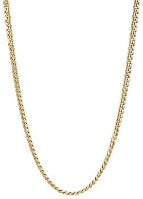 Bianca Pratt Women's Yellow Gold Cuban-Link Necklace