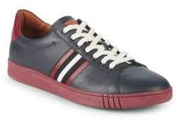 Bally Asor Leather Low-Top Sneakers