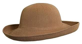 2cd4bce6300 at Amazon.com · Scala Women s Knitted Poly Straw Big Brim Hat