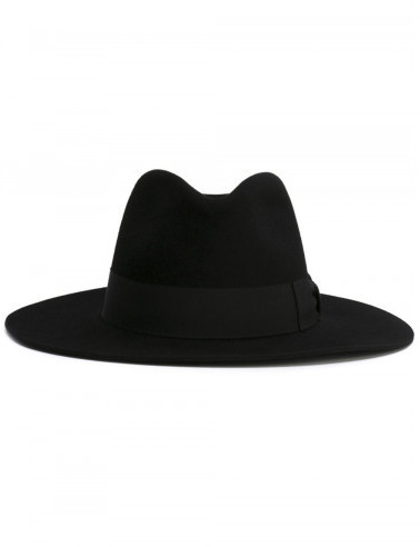 Saint Laurent Saint Laurent fedora hat