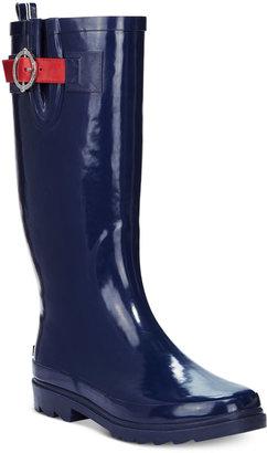 Nautica Women's Lovise Rain Boots $69 thestylecure.com