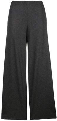 Barena jersey palazzo trousers