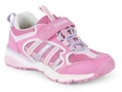 Geox Little Girl's & Girl's J Bernie Sneakers