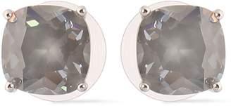 Kate Spade Silver-tone Crystal Earrings