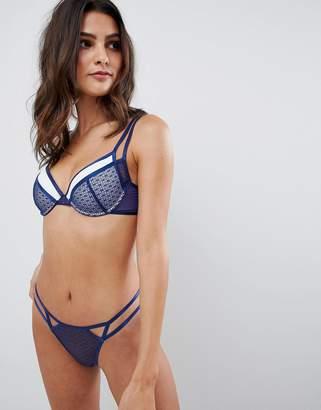 Glamorous mesh bra