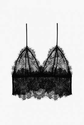 Anine Bing Lace Bralette