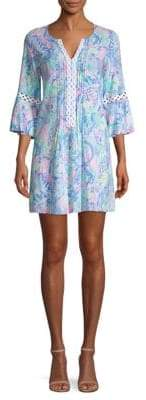 Lilly Pulitzer Hollie Printed Tunic Dress