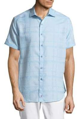 Robert Graham Morley Button-Down Shirt