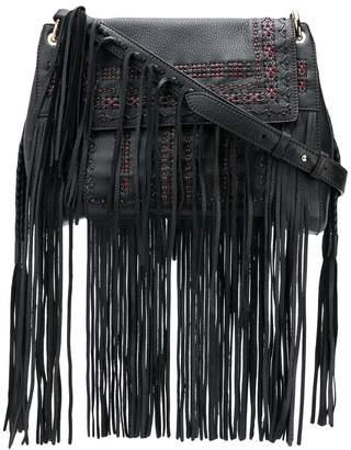 Etro fringe shoulder bag