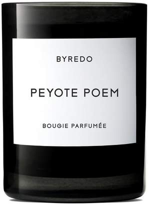 Byredo Peyote Poem Candle 240G