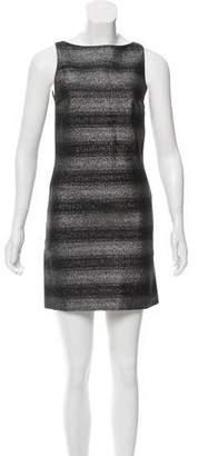 Versus Metallic Mini Dress