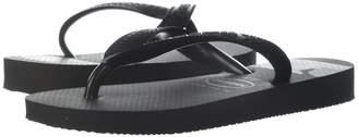 Havaianas Top Stripes Logo Flip-Flop Boys Shoes