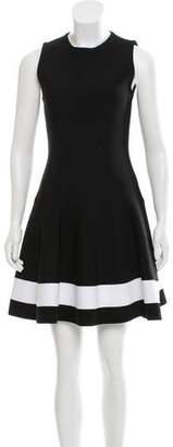Victoria Beckham Sleeveless Mini Dress