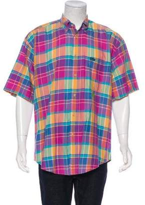 Façonnable Short Sleeve Shirt