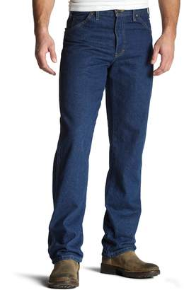 Dickies Men's Big & Tall Regular-Fit Five-Pocket Work Jean, 50x32