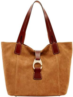 Dooney & Bourke Derby Suede East West Shopper