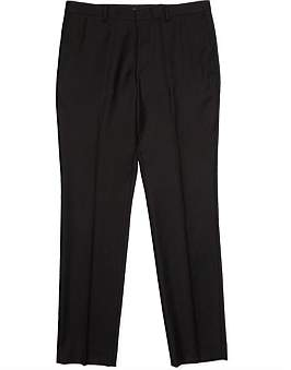 Calibre Tailored Black Suit Pant S8