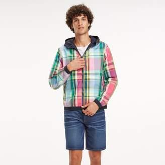 Tommy Hilfiger Reversible Madras Jacket