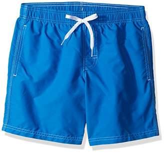 "Sundek Men's Classic 16"" Elastic Waist Swim Short"