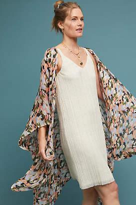 Elizabeth Gillett Camo Kimono