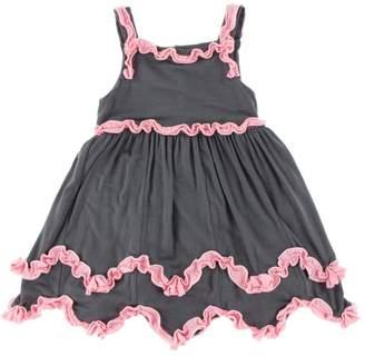 Kickee Pants Stone Dress & Bloomer-Toddler