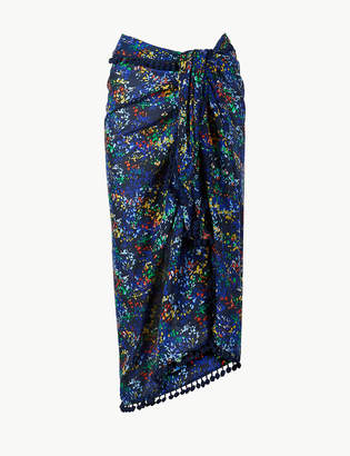 e57ff163e599f M S CollectionMarks and Spencer Printed Beach Sarong
