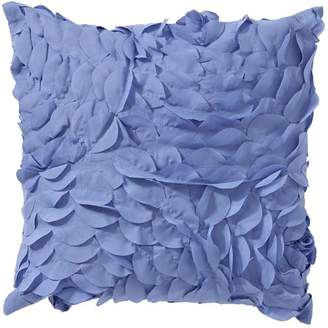 Pottery Barn Teen Pretty Petals Pillow, 1414, Periwinkle