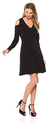 Karen Kane Women's Cold Shoulder Dress