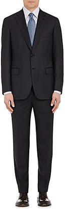 Brioni Men's Colosseo Virgin Wool Two-Button Suit - Anthracite