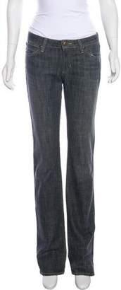 Wrangler x Peter Max Mid-Rise Straight-Leg Jeans
