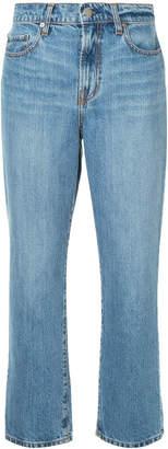 Nobody Denim Charlotte cropped jeans