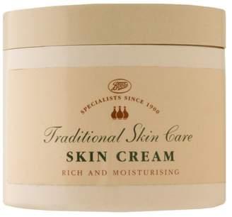 Care Boots Traditional Skin Skin Cream 200ml