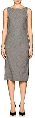 Narciso Rodriguez Women's Linen Hopsack Sheath Dress