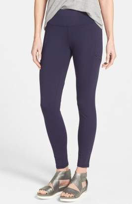 Eileen Fisher Stretch Knit Skinny Pants