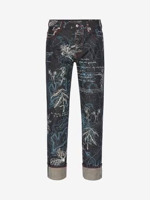 Alexander McQueen Explorer Jeans