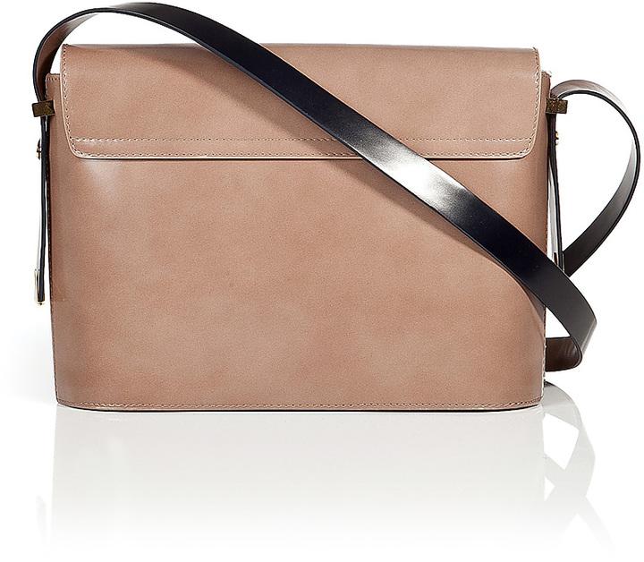 Mary Katrantzou Leather Shoulder Bag