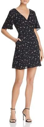 BB Dakota Lettie Floral Print Dress