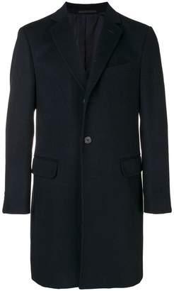 Ermenegildo Zegna single-breasted midi coat