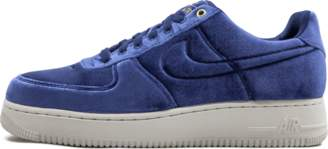 Nike Force one '07 PRM 3 'Blue Velour' - Size 7