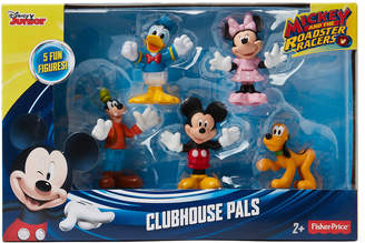 Fisher-Price 5-Piece Clubhouse Pals Figures