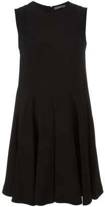 Alexander McQueen A-line dress