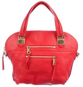 Chloé Leather Angie Bag