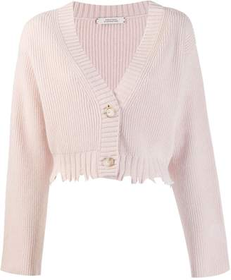 Schumacher Dorothee cropped cardigan