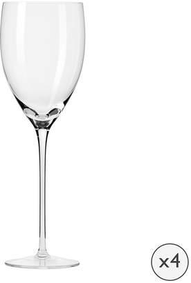 Droplet Handmade Red Wine Glass